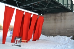 Red Balnket- Workshop Architecture , Toronto