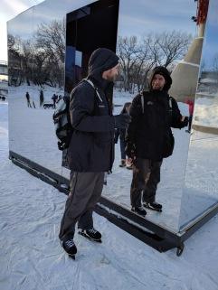 Mirror Cloaking- University of Manitoba, Winnipeg, Canada